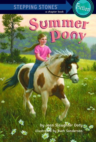 Download Summer Pony (A Stepping Stone Book(TM)) pdf