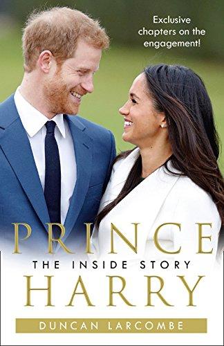 Download Prince Harry: The Inside Story pdf epub