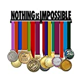 Nothing is Impossible - Motivational Medal Hanger