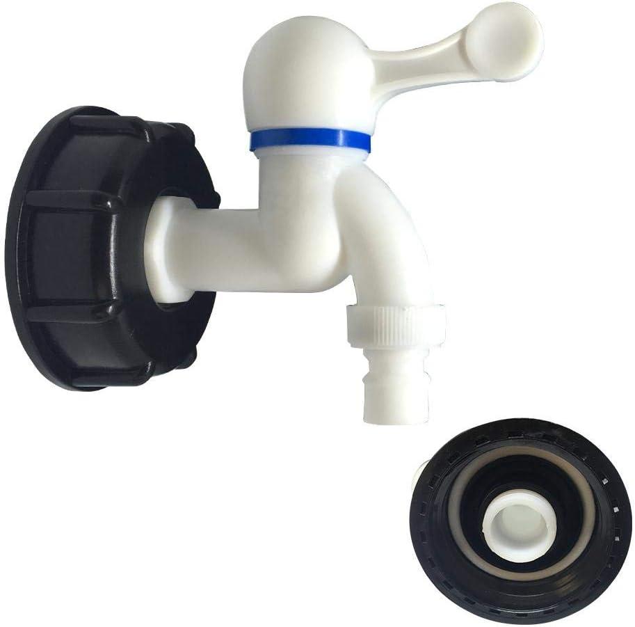 IBC Tanque De Combustible Conjunto Flujo Fino Aceite Conjunto De Herramientas Conjunto De Rosca Conjunto De Agua Manguera Conjunto De Grifo De Jardín Conjunto