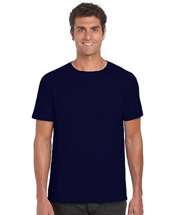 95838c377d8be8 Gildan Ultra Cotton T-Shirt : Color - Navy : Size - S