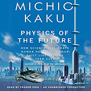 Physics of the Future Audiobook