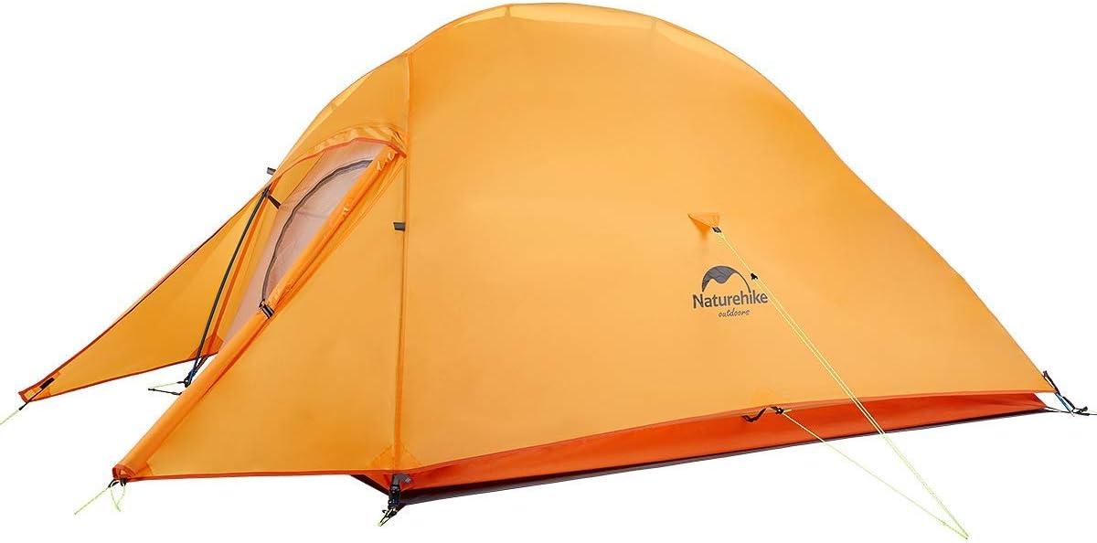 Naturehike テント 2人用 PU3000/4000
