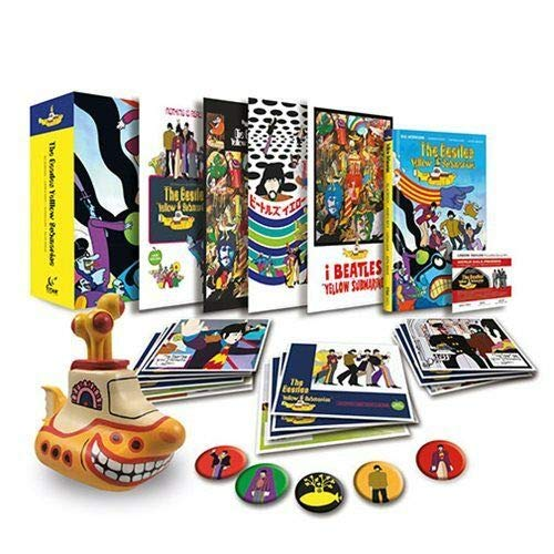 The Beatles Yellow Submarine: Limited Edition Box Set Sealed Titan Comics NEW