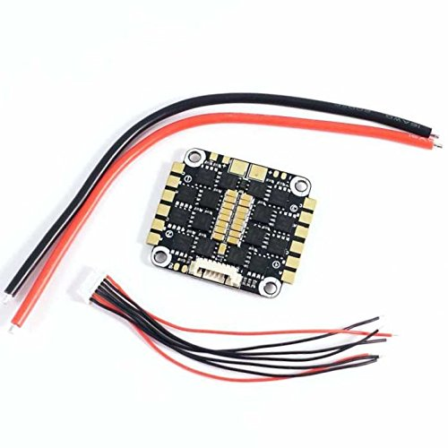 Spedix IS30 4-in-1 2-4S LiPo DShot_600 BLHeli_S 30A ESC