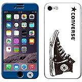 【iPhone8/7専用Gizmobies (ギズモビーズ)】CONVERSE(コンバース)/Shoes LOGO [ZM-0069-IP07-A]