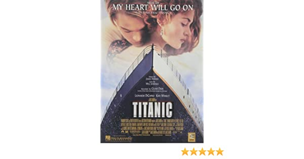 MY HEART WILL GO ON (TITANIC): Amazon.es: Dion Celine: Libros en ...