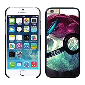 Fashionable Skin Case For iphone 6 4.7 Inch TPU With pokeman iPhone 6 4.7 TPU inch Phone Case 185