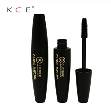 Heyl Mascara Waterproof Voluminous, Black, Eye Lashes Extension (Black)