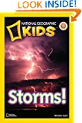 #10: National Geographic Readers: Storms!