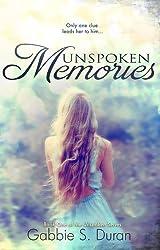 Unspoken Memories (Unspoken Series Book 1)