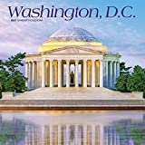 Washington D.C. 2021 12 x 12 Inch Monthly Square Wall Calendar, USA United States of America Capital Northeast City