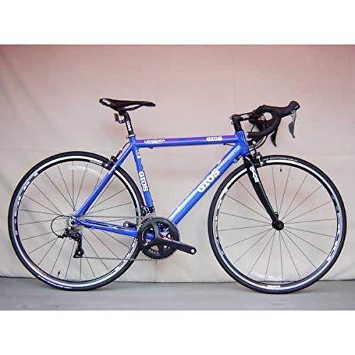 GIOS(ジオス) ロードバイク LEGGENDA (レジェンダ) 2018モデル (ジオスブルー) 510サイズ B07HWQFW3H