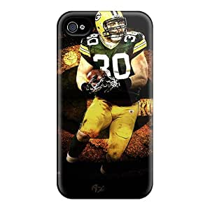 Shockproof Hard Cell-phone Cases For Iphone 6plus (Imx14212CHrk) Custom Nice Green Bay Packers Series