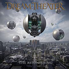 The Astonishing is undisputedly the most ambitious undertaking by a band whose cerebral compositions already define the vanguard of progressive hard rock. The Astonishing is enriched exponentially by the integration of a real orchestra and ch...
