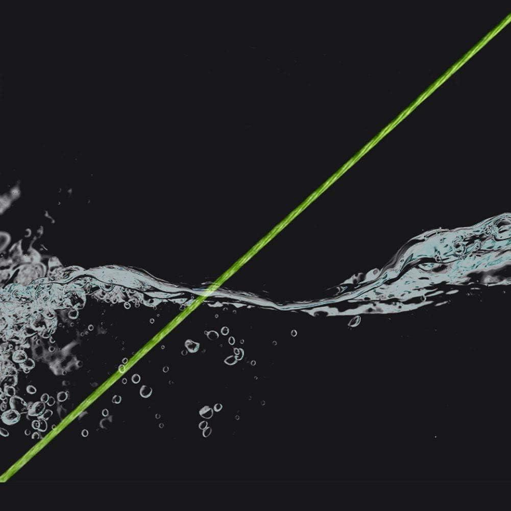 LSHEL 4-Fach geflochtene angelschnur 1000 m PE Starke Anti-Biss angelschnur
