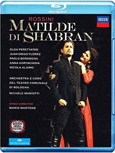 Juan Diego Flórez - Matilde Di Shabran (Blu-ray)