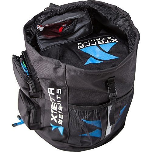 Xterra Wetsuits - Tripack Transition Bag - Versatile Backpack w/Waterproof Compartment for Gym, Workout, Sports by Xterra Wetsuits (Image #3)