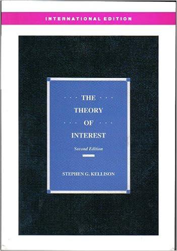 Theory pdf interest kellison of