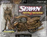 Spawn NitroRiders: AFTERBURNER Bronze Variant by Unknown by Unknown
