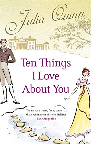 Ten Things I Love About You ebook