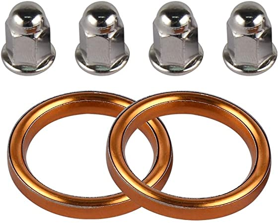 VFR 750 FT RC36 1996 Replacement Copper Exhaust Gasket