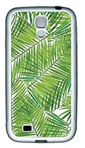 Palm Tree Leaves Theme Samsung Galaxy i9500 S4 Case