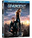 Divergent / Divergence [Blu-ray + DVD + Digital Copy] (Bilingual)