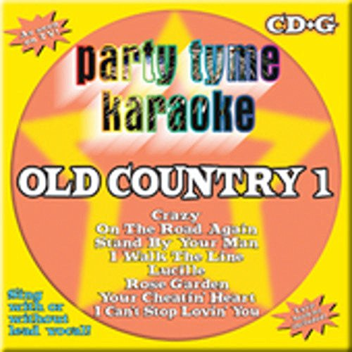Price comparison product image Party Tyme Karaoke: Old Country 1