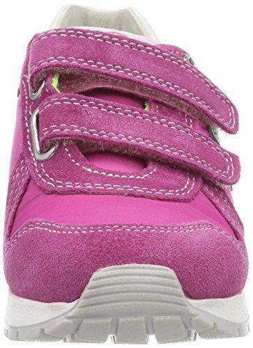 Naturino Parker VL, Zapatillas Altas Para Niñas Pink (Fuxia)