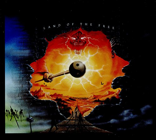 CD : Gamma Ray - Land Of The Free (Digipack Packaging, 2 Disc)