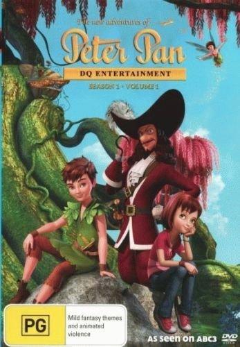 (The New Adventures of Peter Pan (Season 1 - Volume 1) ( Les nouvelles aventures de Peter Pan ) ( The New Adventures of Peter Pan (Season One - Volume [ NON-USA FORMAT, PAL, Reg.0 Import - Australia ])