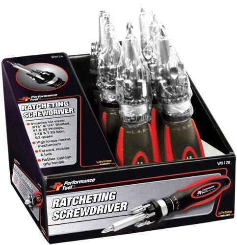 Hi Torque Performance (Performance Tool W9128 7pc Hi Torque S/Driver)
