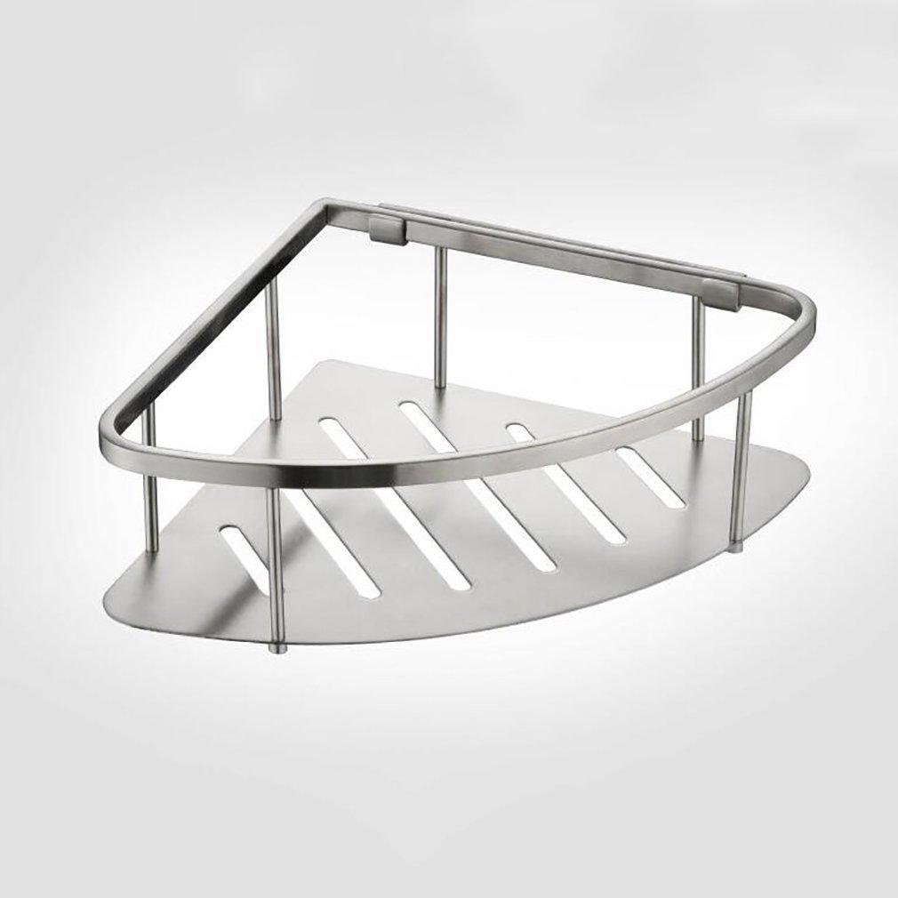 FeN Wall Mount Storage Shelf,Bathroom Triangular Rack,Hotel Storage Basket,Kitchen Spice Shelves,for Office Torage Organizer Holder