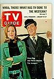 1967 TV Guide Jan 21 The Avengers
