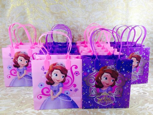 Princess Sofia Birthday (12PC