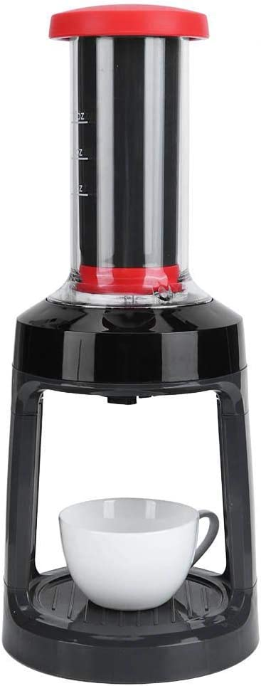 Hand Pressing Type Coffee Machine Home Manual Coffee Maker Fit for K-Cup Capsule Coffee Powder Manual Espresso Machines