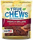Cheap True Chews Premium Grillers Dog Treats, Sirloin Steak, 12 Ounce