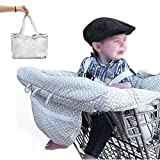 infant car seat cover patterns - Natural Kids Shopping Seat Cover Activity & Gear - Kids Shopping Cart Cushion Kids Trolley Pad Baby Shopping Push Cart Protection Cover Baby Chair Seat Mat Safety Belt - 1PCs