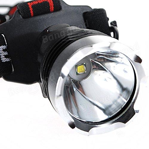 Moppi xml t6 LED faro faro recargable para la bicicleta ciclismo