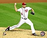Max Scherzer Washington Nationals 2016 MLB Action Photo