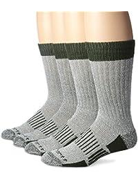 Men's A118-4 All Season Work Socks,(Pack of 4)