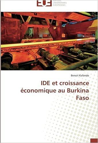 Lire un IDE et croissance économique au Burkina Faso: Utilisation de l''espèce Gossypium australe pour l''amélioration de l''espèce cultivée G. hirsutum par la méthode des lignées monosomiques d''addition epub, pdf