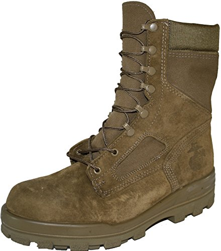 Bates 85501 Mens USMC GORE-TEX Waterproof Boot 16.5D (M) (Brown Gore Tex Durashock Boot)