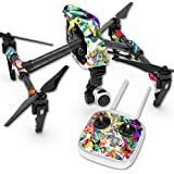 Skin For DJI Inspire 1 Quadcopter Drone – Wet Paint   MightySkins Protective, Durable, and Unique Vinyl Decal wrap cover   Easy To Apply, Remove, and Change Styles   Made in the USA