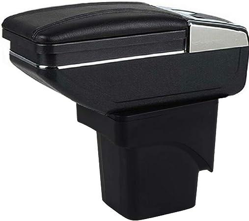 Für Focus 2 Mk2 2005 2011 Armlehne Mittelkonsole Aufbewahrungsbox Mit Aschenbecher Und Getränkehalter Auto