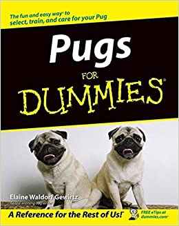 Book Pugs For Dummies
