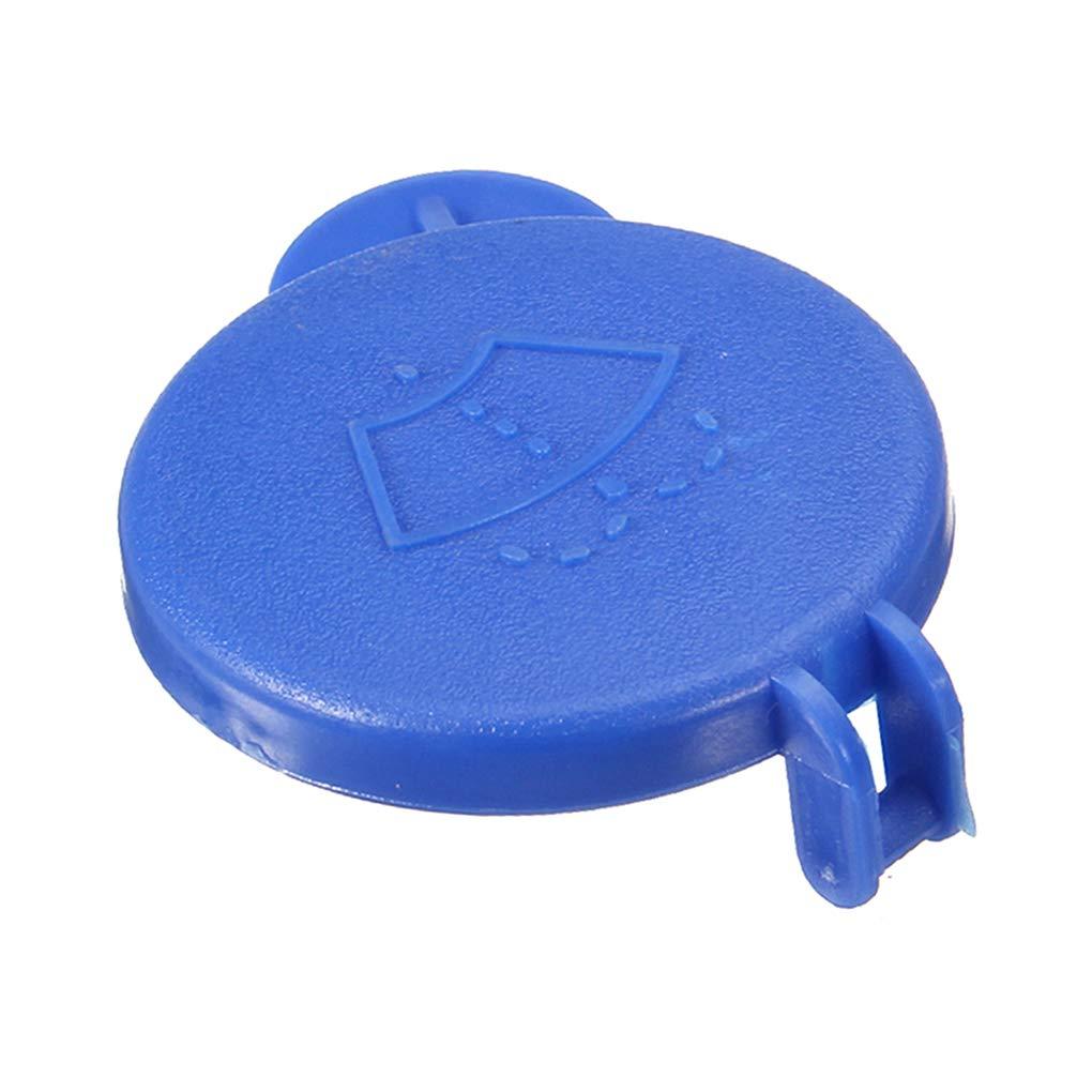 Uzinb Blue Bottle Cap Compatible Lave-Glace pour Ford Fiesta MK6 2001-2008 1.488.251 2S61 17632AD