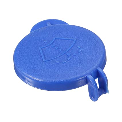 Amazon.com: Zerama Blue Windscreen Washer Bottle Cap Compatible for Ford Fiesta MK6 2001-2008 1488251 2S61 17632AD: Arts, Crafts & Sewing
