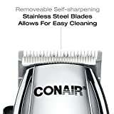 Conair Corded/Cordless Rechargeable 22-piece Home